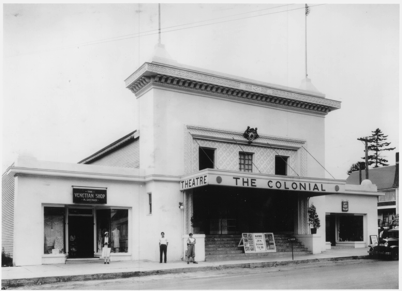 Colonial circa 1920