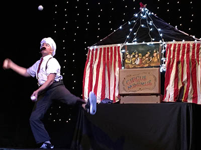 Kids! @ The Colonial presents Circus Minimus