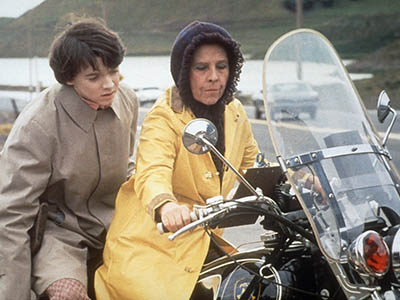 Anniversary Classic: Harold and Maude, showing as part of The Colonial's outdoor film events, White Mountains, NH