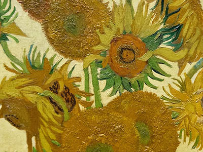 Exhibition on Screen: Sunflowers, Vincent van Gogh's Sunflowers are among his most famous works, and are some of the most iconic paintings in the world. A unique opportunity to see, as never before, this series of spectacular paintings, one night only. The Colonial Theatre Bethlehem, NH