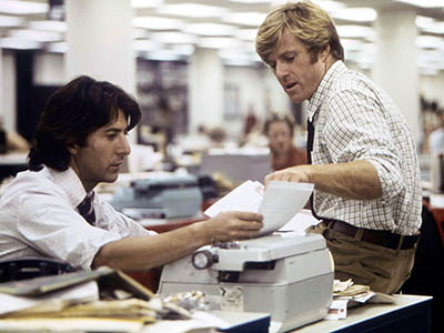 45th Anniversary Classic: All the President's Men, The Colonial Theatre, Bethlehem, NH