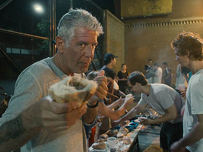 ROADRUNNER: A Film About Anthony Bourdain, The Colonial Theatre, Bethlehem, NH