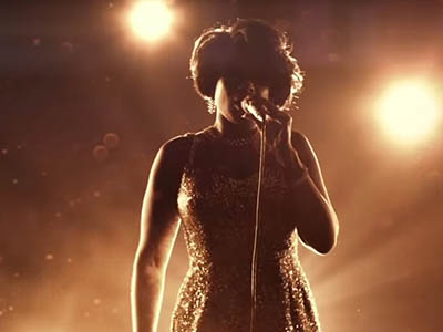 RESPECT is the remarkable true story of the music icon's journey to find her voice starring Jennifer Hudson, The Colonial Theatre, Bethlehem, NH